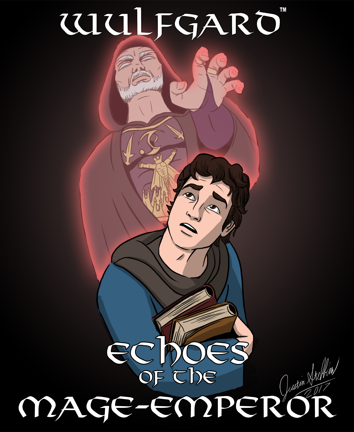 BIG update - New Echoes chapter, cover art, announcement, and updates to artwork sections