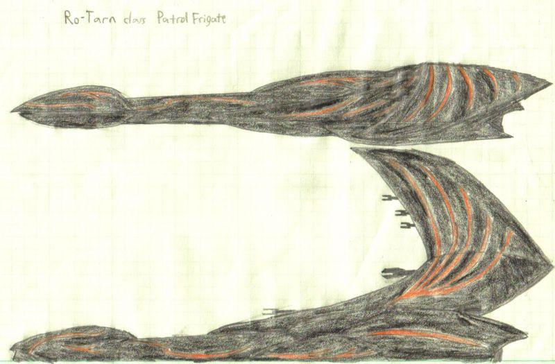 Ro-Tarn class, colorized version