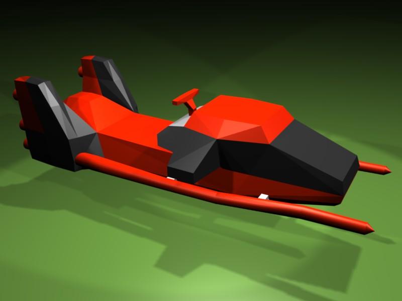 Slightly Improved Hornet