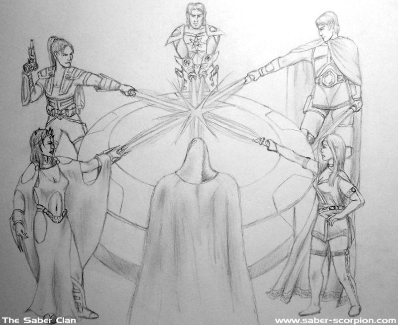 The Saber Clan