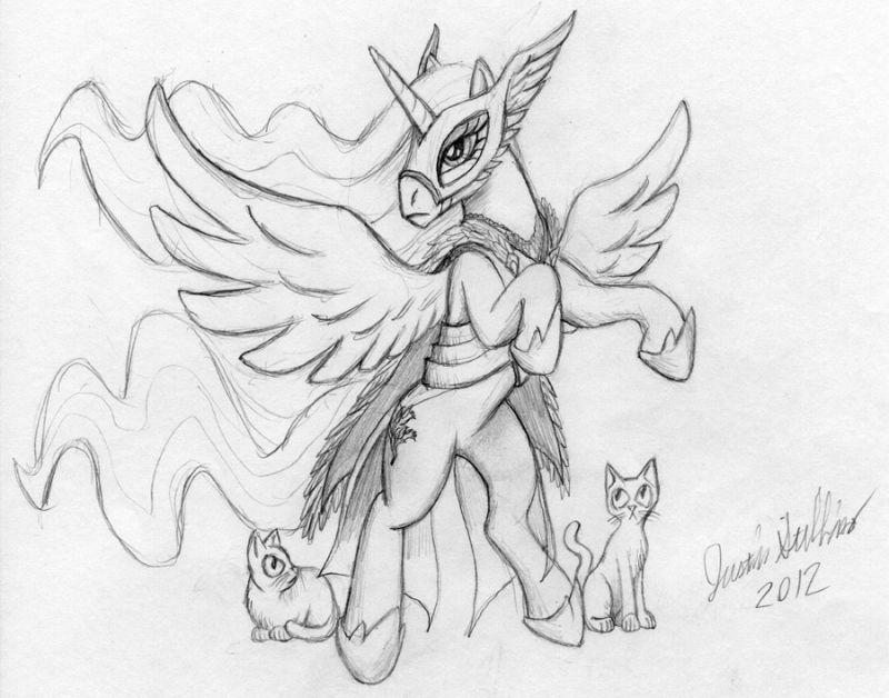 Freyja Pony