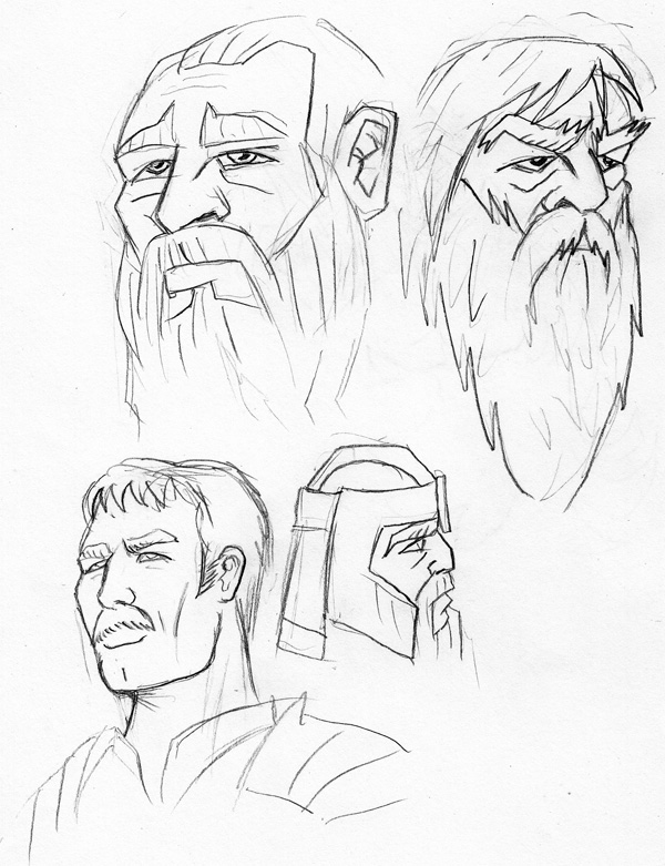 Dwarf Faces