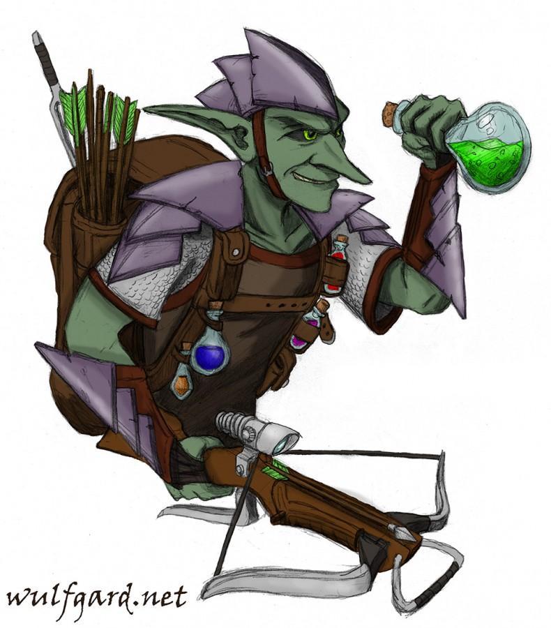 Sid the Goblin