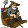 Fintan, Hill-Dwarf Merchant