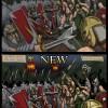 Comic Art Improvement Comparison