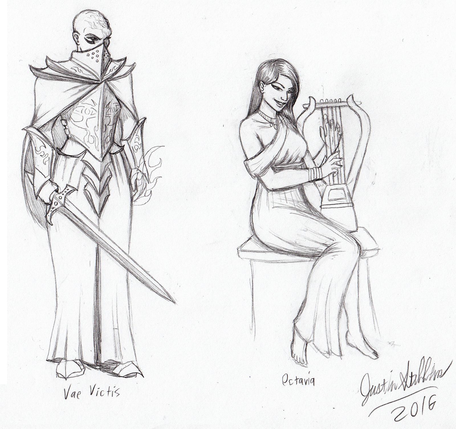 Vae Victis & Octavia