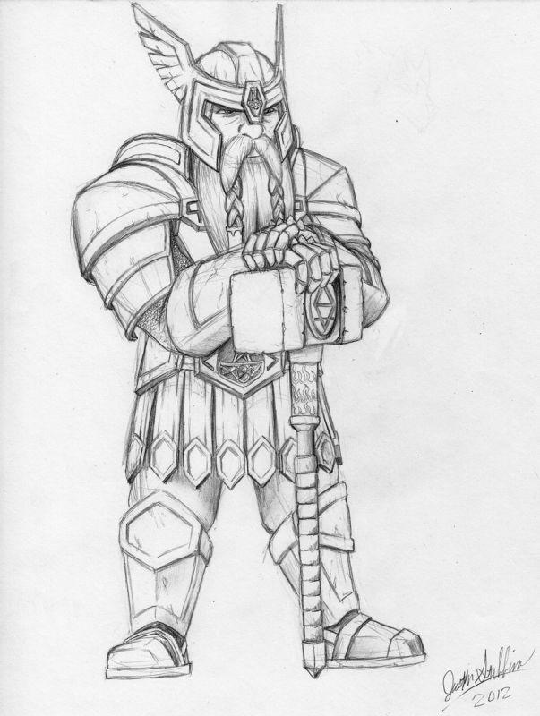 Grand Smith of Clan Firebeard