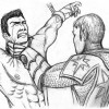 Scaevius tortures Drake