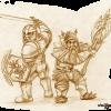 race dwarves mountain deep
