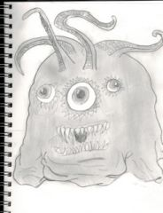 Ovrigrrsnak – Greater Demon of Gluttony