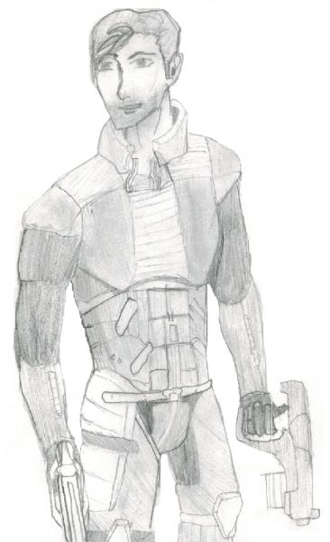Commander Onasi