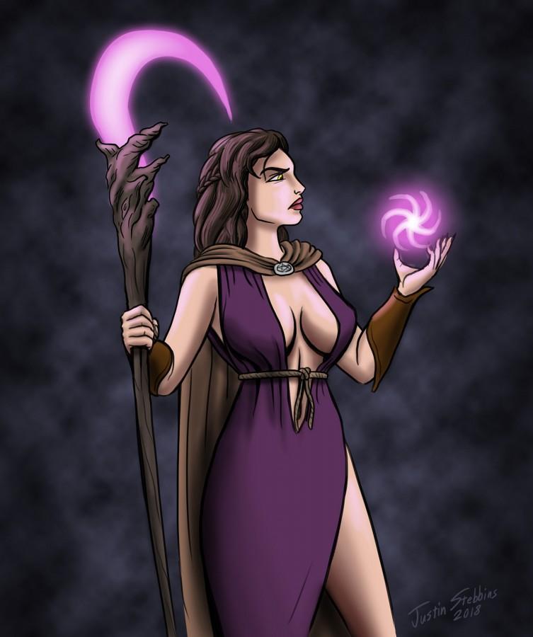 Saleena Fale, for Nightstalker