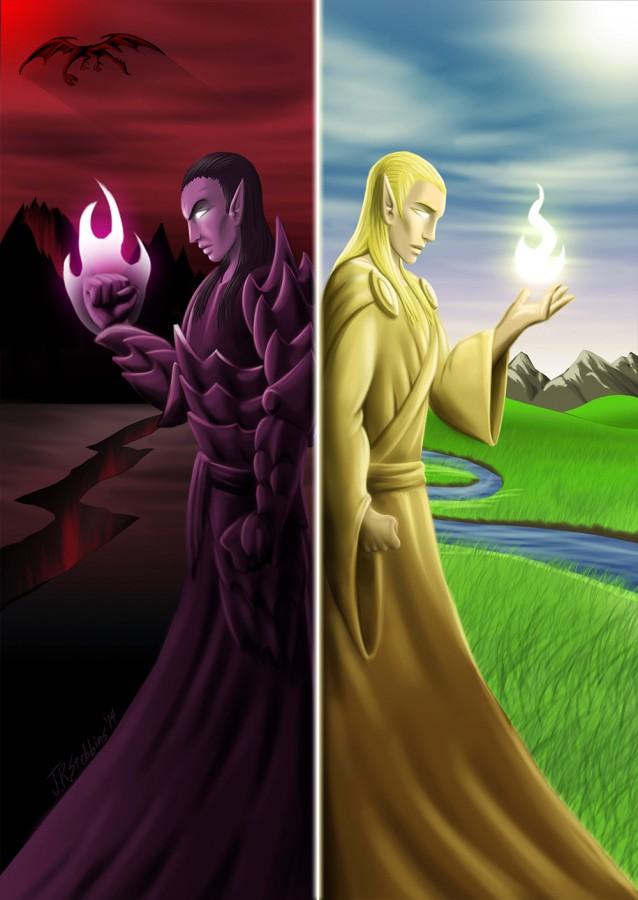 Creation/Destruction Gods