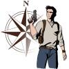Nathan Drake T-Shirt Design