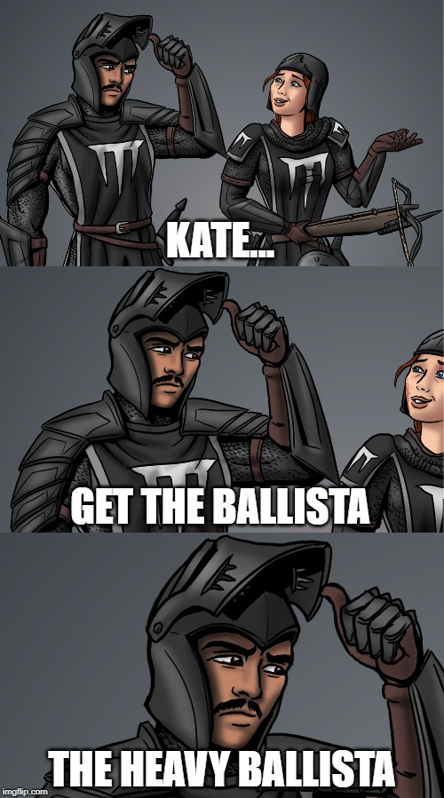 Get The heavy ballista