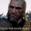 Slavic Folk Music Stops