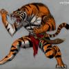 Tiger Beastman (Felesian)