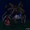 Tom Drake vs. Wolfspider Arachnian