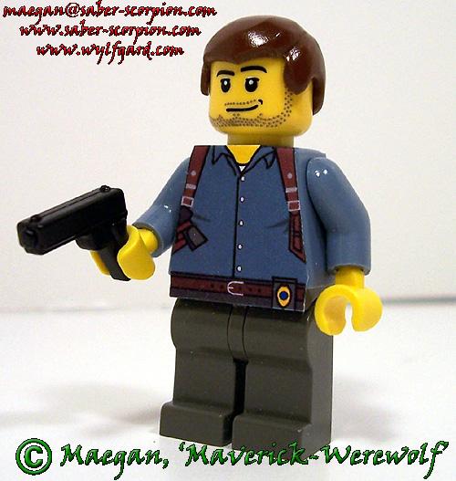 Die Hard 2: Die Harder - John McClane 01